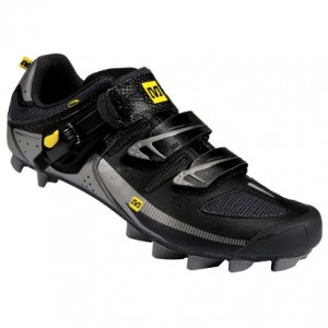 mavic rush black